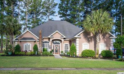 Myrtle Beach Single Family Home For Sale: 7021 Woodsong Drive