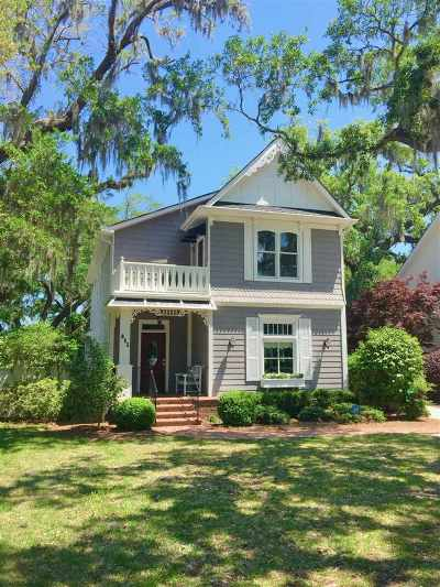 Pawleys Island Single Family Home For Sale: 120 Berry Tree Dr.