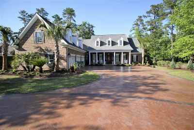 Myrtle Beach Single Family Home For Sale: 116 Henry Middleton Blvd.