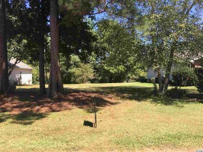 Georgetown County, Horry County Residential Lots & Land For Sale: Lot 20 Golf Ave.
