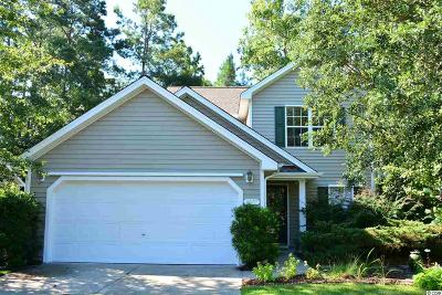 Murrells Inlet Single Family Home For Sale: 4587 Fringetree Drive