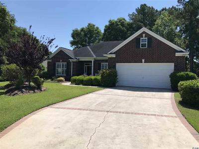 Pawleys Island Single Family Home Active-Pending Sale - Cash Ter: 141 Alexander Glennie Dr.