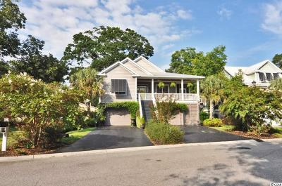 Murrells Inlet Single Family Home For Sale: 7 Orchard Ave.