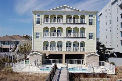 North Myrtle Beach Multi Family Home For Sale: 931 S Ocean Blvd