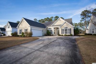Murrells Inlet Single Family Home For Sale: 180 Wicklow Drive