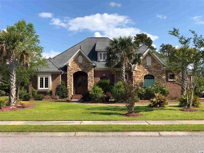 Myrtle Beach, Surfside Beach, North Myrtle Beach Single Family Home For Sale: 8065 Wacobee Dr.