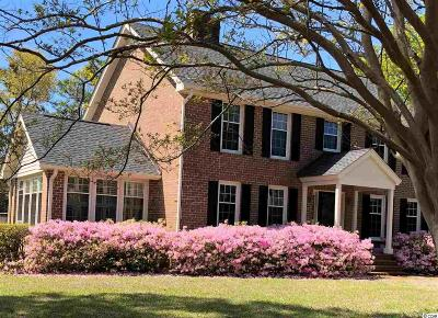Myrtle Beach Single Family Home For Sale: 1 Chapin Circle