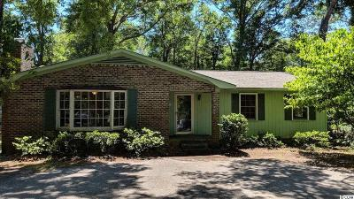 Little River Single Family Home For Sale: 1618 Forest Dr