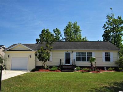 Murrells Inlet Single Family Home Active-Pend. Cntgt. On Financi: 332 Stone Throw Drive