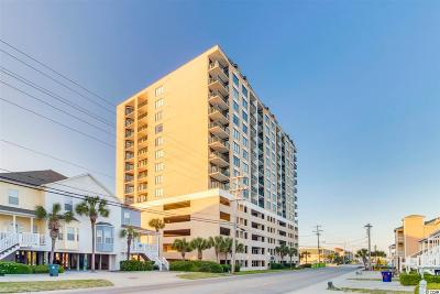 North Myrtle Beach Condo/Townhouse For Sale: 4103 S Ocean Blvd #806
