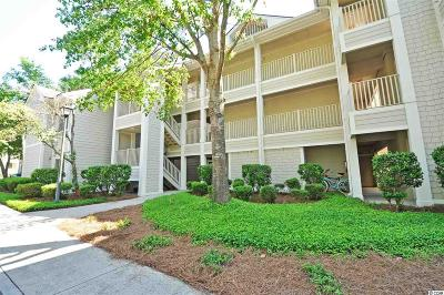North Myrtle Beach Condo/Townhouse For Sale: 1550 Spinnaker Drive #3135 #3135
