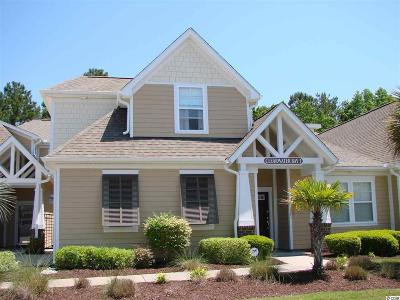 North Myrtle Beach Condo/Townhouse For Sale: 6244 Catalina Drive #312