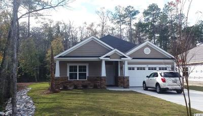 Murrells Inlet Single Family Home Active-Pending Sale - Cash Ter: 696 Elmwood Circle