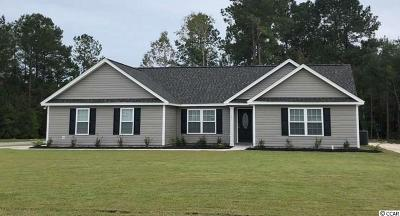 Georgetown Single Family Home Active-Pend. Cntgt. On Financi: Lot 60 Timber Run Drive