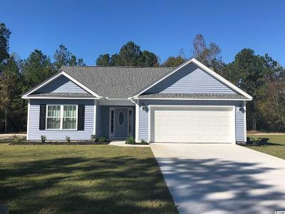 Georgetown Single Family Home Active-Pend. Cntgt. On Financi: Lot 48 Tbd Rivercrest Place