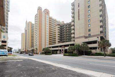 North Myrtle Beach Condo/Townhouse For Sale: 501 S Ocean Blvd. #405