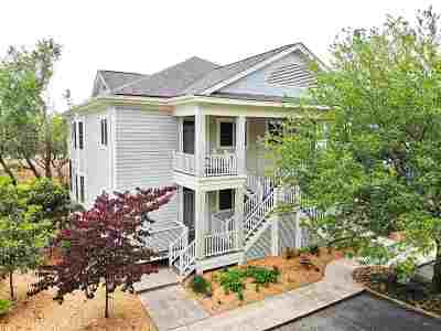 Pawleys Island Condo/Townhouse For Sale: 63 McKissick Dr. #2-C