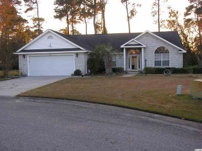 North Myrtle Beach Single Family Home For Sale: 1423 Cottesmoor Court