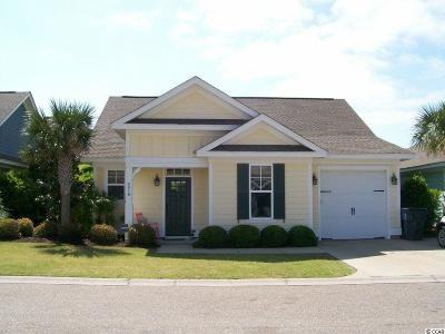 North Myrtle Beach Single Family Home For Sale: 4918 Old Appleton Way