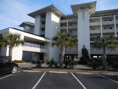 Pawleys Island Condo/Townhouse For Sale: 601 Retreat Beach Circle #103