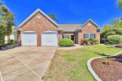 North Myrtle Beach Single Family Home For Sale: 5800 Bridlewood Road