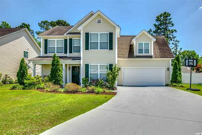 Murrells Inlet Single Family Home For Sale: 184 Molinia Drive