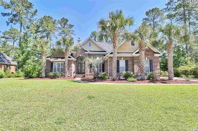 Murrells Inlet Single Family Home For Sale: 58 Knotty Pine Way