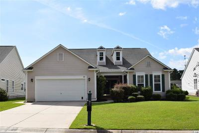 Murrells Inlet Single Family Home For Sale: 48 Longcreek