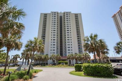 Myrtle Beach Condo/Townhouse For Sale: 8560 Queensway Blvd #810 #810