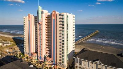 North Myrtle Beach Condo/Townhouse For Sale: 3601 N Ocean Blvd #1002