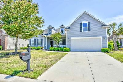 North Myrtle Beach Single Family Home For Sale: 3208 Stoney Creek Court