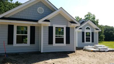 Murrells Inlet Single Family Home For Sale: 964 Wachesaw Road