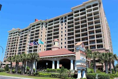 North Myrtle Beach Condo/Townhouse For Sale: 1819 N Ocean Blvd, #7003 #7003