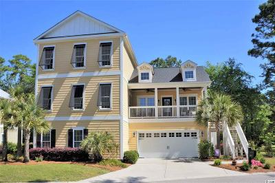 Pawleys Island Single Family Home Active-Pending Sale - Cash Ter: 102 Natures View Circle