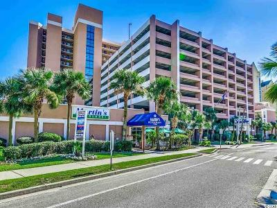 Myrtle Beach Condo/Townhouse For Sale: 7200 N Ocean Blvd. #1253