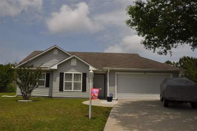 Little River Single Family Home For Sale: 404 Cordgrass Ln