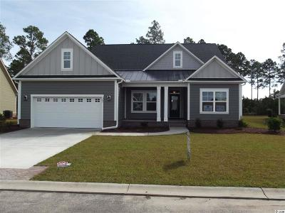 Myrtle Beach Single Family Home For Sale: 589 Indigo Bay Circle