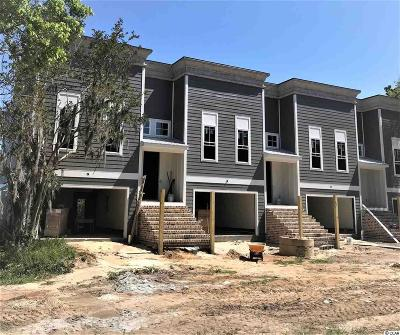 Pawleys Island Condo/Townhouse For Sale: 108 Landing Rd #a