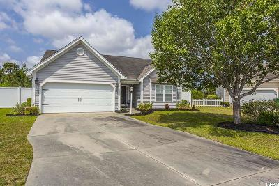 Myrtle Beach Single Family Home For Sale: 4914 Southgate Parkway