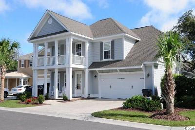 North Myrtle Beach Single Family Home For Sale: 416 Banyan Place