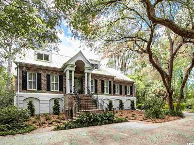 Georgetown Single Family Home For Sale: 301 Sanderling Avenue