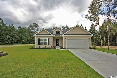 Loris SC Single Family Home Active-Pend. Cntgt. On Financi: $167,914