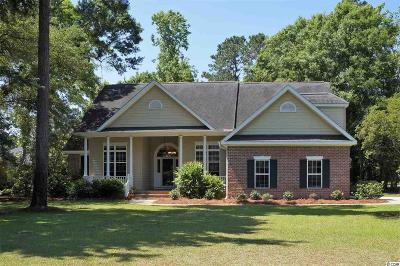 Pawleys Island Single Family Home For Sale: 24 Old Pointe Road