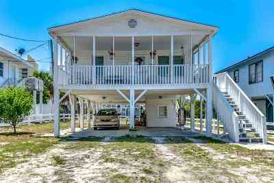 North Myrtle Beach Single Family Home For Sale: 205 N 56th Ave. N