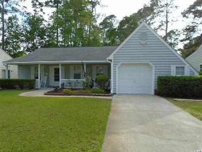 Murrells Inlet Single Family Home For Sale: 81 Purple Martin Drive