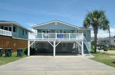 North Myrtle Beach Single Family Home For Sale: 3107 N Ocean Blvd