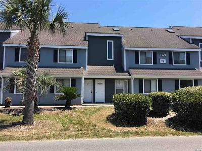 Surfside Beach Condo/Townhouse For Sale: 1890 Colony Dr. #17-O