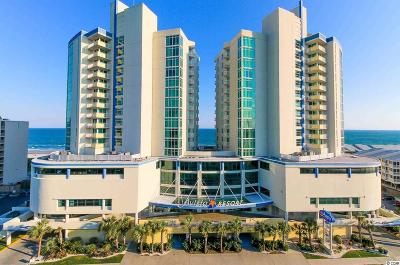 North Myrtle Beach Condo/Townhouse For Sale: 304 N Ocean Blvd #1624 #1624