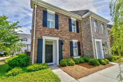 Myrtle Beach Condo/Townhouse For Sale: 790a Howard Avenue #A