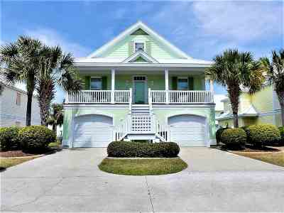 Bermuda Bay, Captains Cove, Carillon - Tuscany, Cresswind - Market Common, Inlet Oaks Village, Jensens, Lakeside Crossing, Live Oak, Myrtle Trace, Myrtle Trace Grande, Myrtle Trace South, Providence Park, Rivergate - Little River, Seasons At Prince Creek West, Spring Forest, Woodlake Village Single Family Home For Sale: 187 Georges Bay Rd.